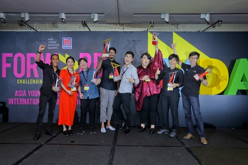 Asia Young Designer Award 2019
