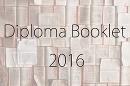 Diploma booklet 2016 〜卒業設計再講評会〜