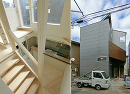 船橋市の3階建て2世帯住宅 完成見学会