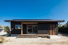 東近江の平屋の家