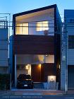 Passive Skip House