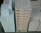 千代田区 新築 共同建替 集合住宅 スタディ模型
