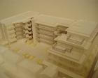 横須賀 新築 集合住宅 ボリューム模型