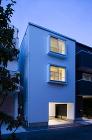 大田区の木造3階建て中庭住宅の設計 oomo/oomo3.jpg