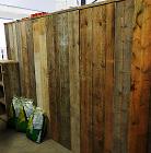 中古足場板 施工例 - 古材の販売。欧米... F-01