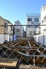 S邸基礎工事状況 / ブログ / 一級建... blog/DSC_0360s.JPG