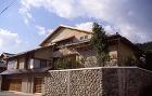庵治石の家