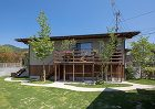 Breeze terrace?里山再生|Works 事例紹介|広島の設計事務所|TOM建築設計事務所