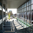 Keio University Hiyoshi Campus Fourth Building, Independence Wing