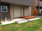 東松山市 F様邸 セラカンバツ材のデッキ... トップ画像 さいたま市 サイキグリーン ...