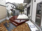 東松山市 H様邸 白いタイルテラスとアイ... トップ画像 エクステリア 川越 さいたま...