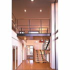 作品-1|自然素材の注文住宅、機能的な動... 田谷邸南側バルコニー