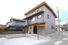 新潟県五泉市の原建築 施工例