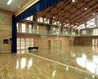 高瀬小体育館