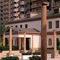 FRP ギリシャ建築 ギリシャ柱 例 (ドリス式・ドーリア式のエンタシス エクステリア)