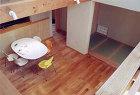 一級建築士事務所, PAO設計工房|ca... works/catwalk/frstepliv.jpg