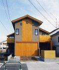 一級建築士事務所 PAO設計工房|3pa... works/3partation/exteria4.jpg