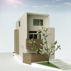 プロジェクト  個性を大切にした家を設計... スキップフロアのある家