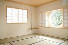 注文住宅施工例 和室 サンキ建設 /seko_images/seko_situnai_wa_1.jpg