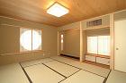 注文住宅施工例 和室 サンキ建設 /seko_images/seko_situnai_wa_2.jpg