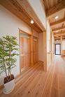 岐阜で無垢の木の家を建てる工務店 カネダ... modelhouse/images/2l.jpg