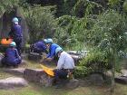芝生管理・草刈り | 渡城造園 | 山梨... 芝生管理・草刈り