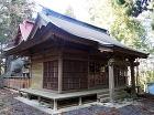 立石神社 拝殿 【菅原木工 神社施工例】