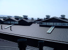 JA都城荒茶加工施設 works/kojyo/ja-miyakonojyo/yane.JPG
