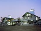 伊万里市駅ビル|再開発のツイン駅ビル|シ... /works2/imari/imari02_960.jpg