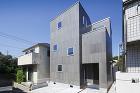 デザイナーズハウスVivo|狭小住宅