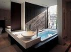 居室のような浴室
