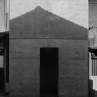 住吉の長屋, 大阪市, 1975-1976