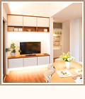 ホリイは家の造り付け家具、造作家具などプ... image/right01_p.jpg