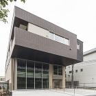 たまプラーザの複合ビル