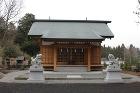 桑木神社社殿 - 作品集 /nichi/files/IMG_1641.JPG