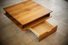 2014年製作のオーダー家具|家具工房c... ナラ・ローテーブル