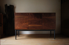 2015年製作のオーダー家具|家具工房c... ウォルナットのサイドボード