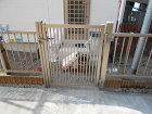 千葉市緑区フジガーデン 外構工事施工例 駐車場コンクリート