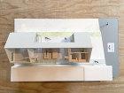 千里山西の家模型 奥和田健建築設計事務所