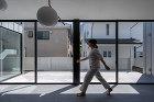 開放的なリビング|千里山西の家|北摂のデザイン住宅 設計|建築家 奥和田健