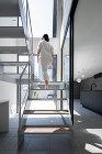 階段|千里山西の家|北摂のデザイン住宅 設計|建築家 奥和田健