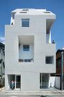 北千束の集合住宅:Works:黒川智之建... 北千束の集合住宅