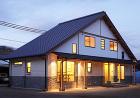 ワークス:レンガ建築(船穂の家)|久世二... 船穂の家