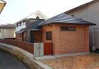 笠岡富岡の家:レンガ住宅