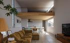 大阪府池田市に建つビューテラスハウスの内観実例写真