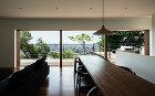 兵庫県神戸市東灘区に建つ御影のビューテラスハウスの内観写真