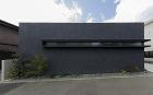 大阪府高槻市に建つ南平台のコートハウスの外観写真