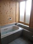 浴室 十和田石
