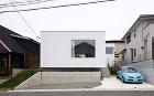 住宅設計 はつが野の家 大阪 金田圭二建... はつが野の家 ファサード