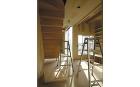 住宅設計 はつが野の家 大阪 金田圭二建... はつが野の家 書斎